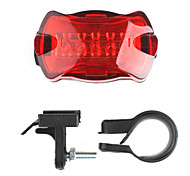 5 LED Bike Safety Strobe Light with Support - HY-198 (2 x AAA)