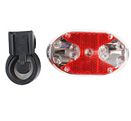 9 LED Bike Safety Strobe Light with Support - 748T (2 x AAA)