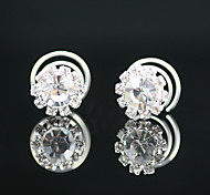 2 Pieces Gorgeous Rhinestones Bridal Pins Party/ Special Occasion Headpieces