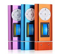 "MP3 плеер 1.2"" TF (Micro SD) с ЖК экраном (динамик, клипса)"