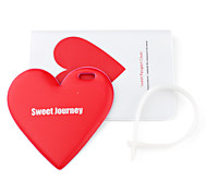 Passport Holder & ID Holder Luggage Tag Anti Lost Reminder for Luggage Accessory