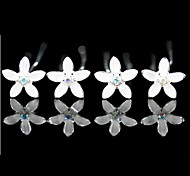 Женский Для девочек Сплав металлов Заставка-Свадьба Особые случаи На каждый день Для деловой одежды Шпилька 4 предмета