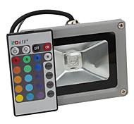 Lâmpada LED Flood com Controlador Remoto