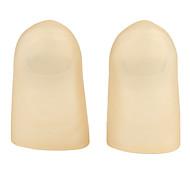 automática linternas llevó los dedos de la lámpara - azul (2-pack)