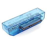 rigido USB trasferimento adattatore disco dati per xbox 360 slim (blu)