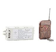 110V-220V 315MHz Single Chanel Remote Control Switch Receiver and 2-Key Transmiter
