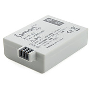 Ismart Camera Battery for Canon EOS 1000D, EOS 450D, EOS Kiss F and More