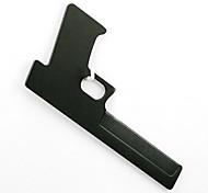 en forme de pistolet peigne (couleur aléatoire)