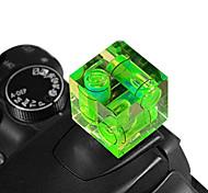тройной оси горячий башмак спиртовой уровень градиометр для камеры DSLR