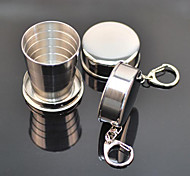 Portable Stainless Steel Retractable Cup