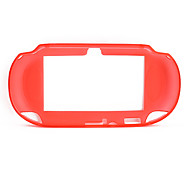 Transparent Protective Silicone Case for PS Vita (Assorted Colors)