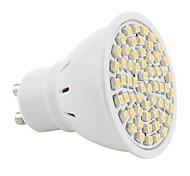 GU10 3 W 60 SMD 3528 200 LM Warm White MR16 Spot Lights AC 220-240 V