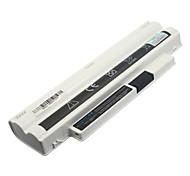 """batería para Dell Inspiron Mini 1012 (464-1012) netbook de 10.1 """"10 (1012) 1012v blanco"""