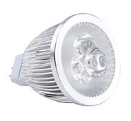 Lâmpada de Foco LED Branco Quente GU5.3 6W 450LM 3000-3500K (85-265V)