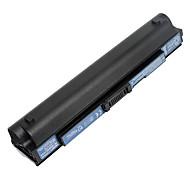 De 9 celdas de la batería para Acer Aspire One 521 521h AO521 ao521h