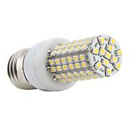 3W E26/E27 Bombillas LED de Mazorca T 96 SMD 3528 300 lm Blanco Cálido AC 100-240 V