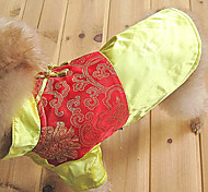 Chinese Style Suit for Dogs (XS - XXXL, Assorted Colors)