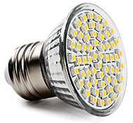 5W E26/E27 LED Spotlight PAR38 60 SMD 3528 400 lm Warm White AC 220-240 V