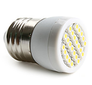 1.5W E26/E27 LED Spotlight 24 SMD 3528 60 lm Warm White AC 220-240 V