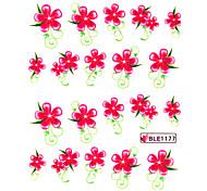 leuchtendes Nail Sticker (3 Stück)