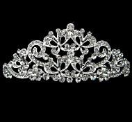 Damen Kopfschmuck Hochzeit/Besondere Anlässe Tiara Legierung Hochzeit/Besondere Anlässe