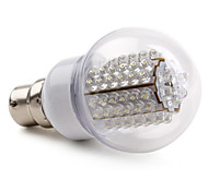 E14 / B22 LED Globe Bulbs A60(A19) 78 High Power LED 210 lm Natural White AC 220-240 V