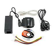 USB 2.0 & eSATA to IDE SATA S-ATA 2.5 3.5 HD HDD Adapter