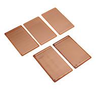 9 x 15 m0062 placa universal para a eletrônica diy (5 peças por pacote)
