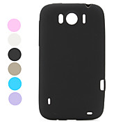 Protective Silicone Case for HTC Sensation G21 XL and X315E (Assorted Colors)