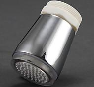 wärmeempfindlichen Farbwechsel LED Hahnauslauf Licht (weiblich, 2 Adapter)
