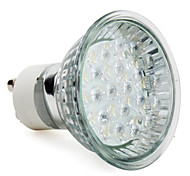 Focos MR16 GU10 W 18 LED de Alta Potencia 90 LM 6000K K Blanco Natural AC 100-240 V