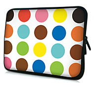 "Graphic Dot Neoprene Laptop Sleeve Case for 10-15"" iPad MacBook Dell HP Acer Samsung"