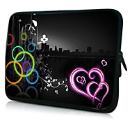 "Night Town Neoprene Laptop Sleeve Case for 10-15"" iPad MacBook Dell HP Acer Samsung"