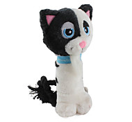 Gentle Soft Cat Pet Squeaking Toy for Dogs (19 x 9cm)