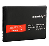 Ismart 1500mAh Battery for Nokia N97 mini, N8, E5-00, E7-00, N8-00