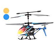 3,5-Kanal-Legierung Rahmen Fernbedienung Hubschrauber mit Gyro und LED (verschiedene Farben)