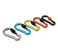 Calabash Locking Carabiner 8mm (Ramdon Color)