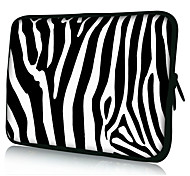 "Zebra Stripe Neoprene Laptop Sleeve Case for 10"" 11"" 13"" 15"" iPad MacBook Dell HP Acer Samsung"