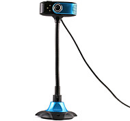 plug-and-play flessibile 12,0 megapixel hd usb pc camera webcam
