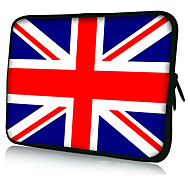 "union flag Neopren-Laptop-Hülle für 10-15 ""ipad macbook dell hp acer samsung"