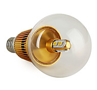 Bombillas LED de Globo G50 E14 3W 6 SMD 5630 270 LM Blanco Cálido V