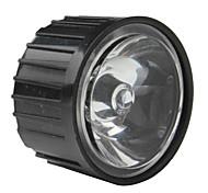 20mm 15° Optical Glass Lens with Frame for Flashlight, Spot Light