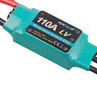 Flycolor 110A 6S ESC for Airplane with Brushless Motor (Random Colors)