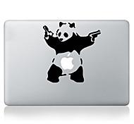 """padrão de panda proteger adesivo de pele para 11 """"13"""" 15 """"macbook pro ar"""