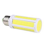 E26/E27 7 W 7 COB 600 LM Natural White T Corn Bulbs AC 220-240 V