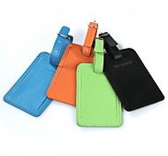 Business Travel Luggage Tag