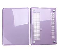 Carcasa de Protección de Cristal de 33.8cm para MacBook Pro - Púrpura
