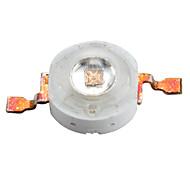 Epistar 620-630nm 1W 25-35lm 350mAh bombilla LED de luz roja (2,2-2.4V)
