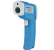 Temperature Gun Infrared Thermometer with Laser Sight (Blue)