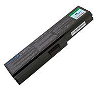 4400mAh Battery for TOSHIBA Satellite L650D L655 L655D L670 L670D L675 L675D L730 L735 L740 L750D L755 L770D L775